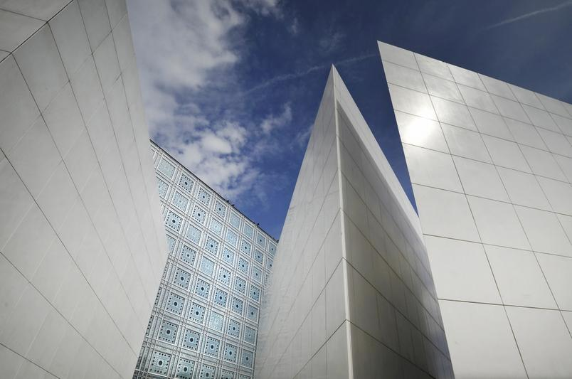 Mirella Vecchi, finalista nella Sezione Woman, categoria Paesaggi & Architettura.