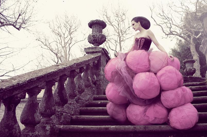 Susi Belianska, finalista nella Sezione Woman, categoria Fashion & Glamour.