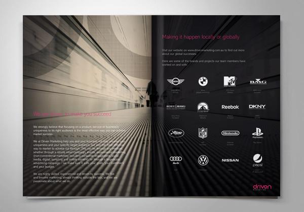 Conosciuto di 140 esempi di brochure e cataloghi per ispirarvi  HU57