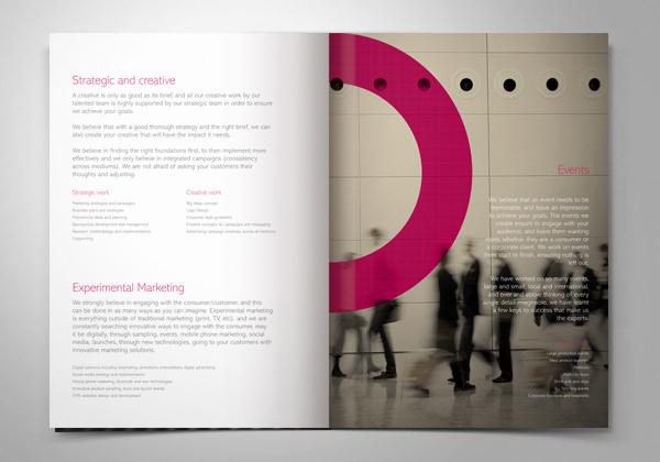 Ben noto di 140 esempi di brochure e cataloghi per ispirarvi  MG86