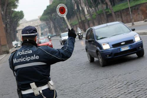 Attivitˆ operativa della Polizia Municipale