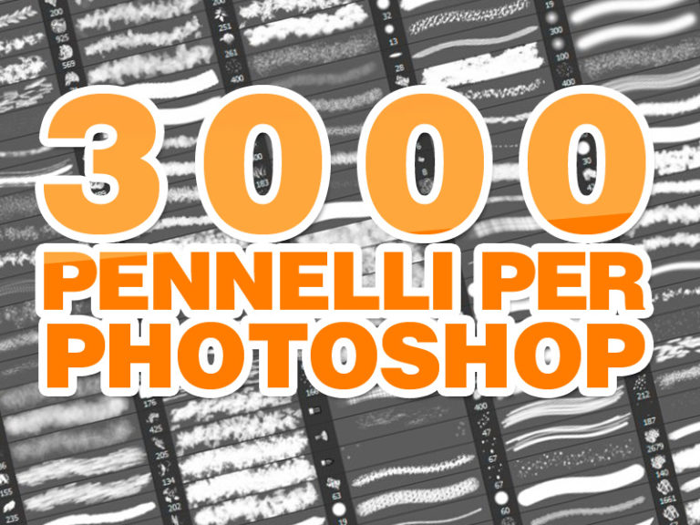 pennelli per photoshop cs6