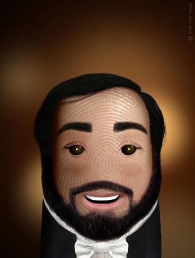Dito Luciano Pavarotti