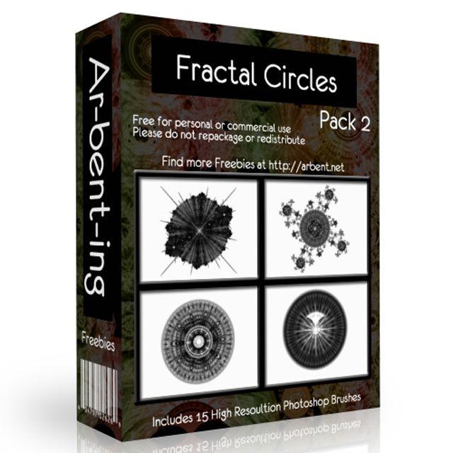 Circle Photoshop Brushes