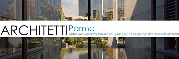 Nuovo logo per l'Ordine degli Architetti di Parma