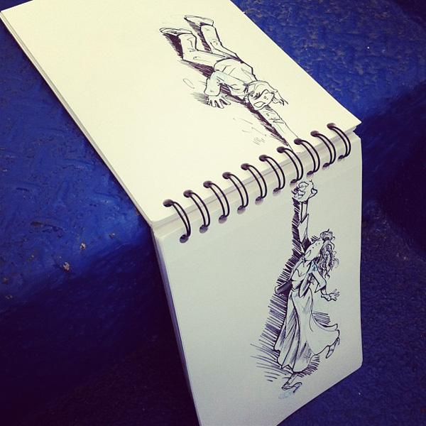 cartoonbombing-doodle-art-interactive-illustrations-troqman-40