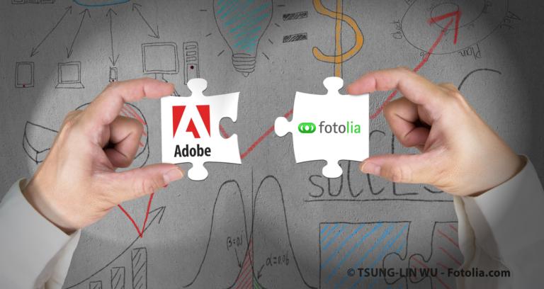 Adobe acquisisce Fotolia. Cosa succede?