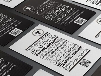 typography_studio_business_card