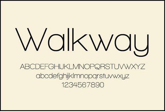 1-geometric-fonts-free top 100 dei font gratuti del 2015 da avere assolutamente