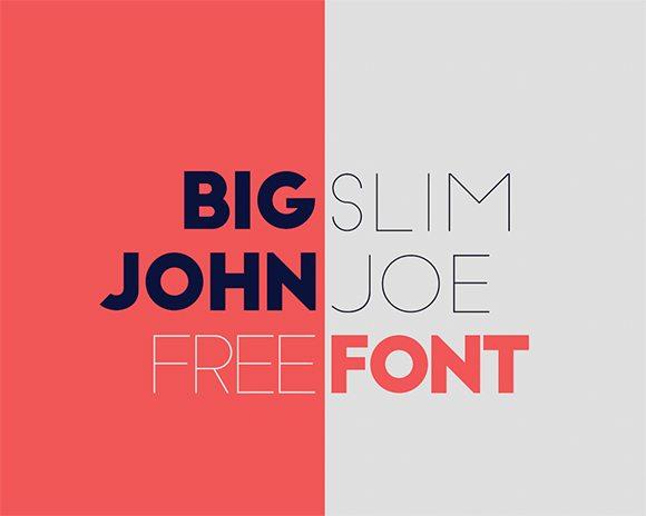 3-geometric-fonts-free top 100 dei font gratuti del 2015 da avere assolutamente