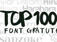 top100fonts
