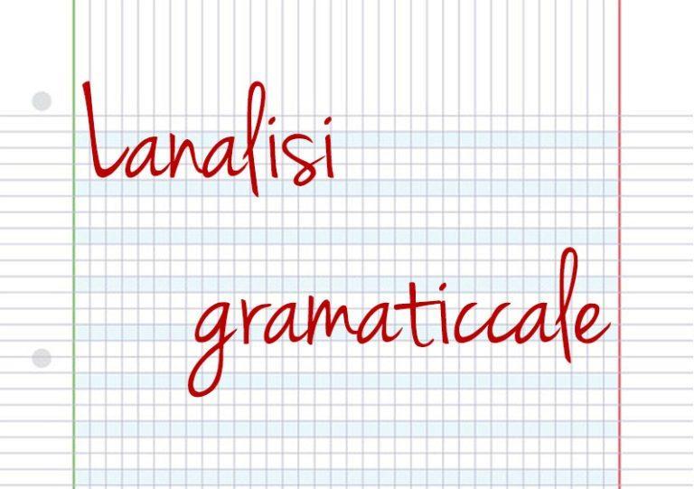Memorie di un grafico – Il lessico e la grammatica sono importanti