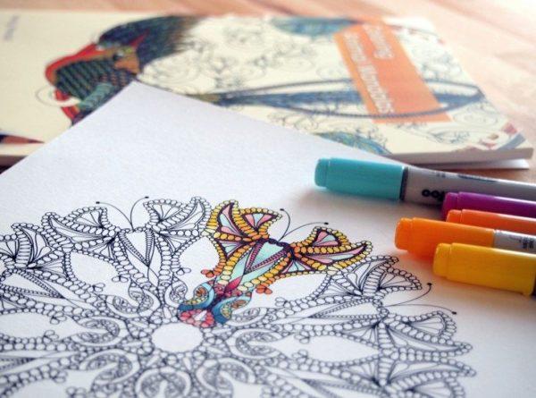 colorare libro disegno 9