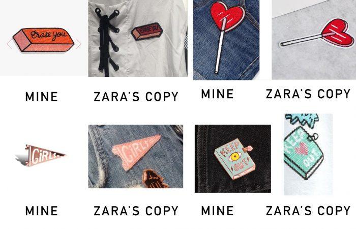 Il diritto d'autore e la controversia Zara