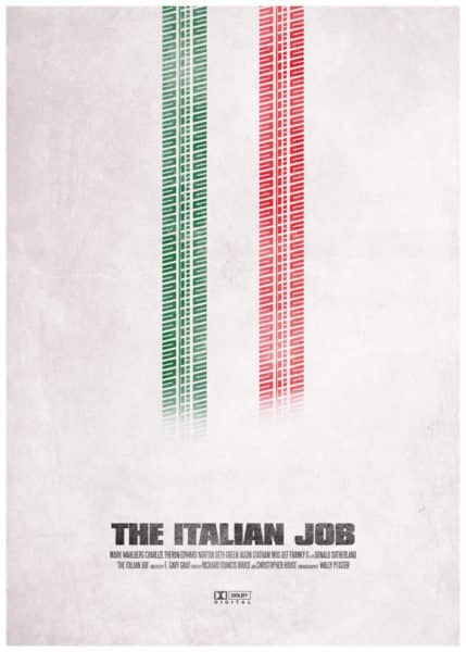 "creative-movie-posters-film-art-peter-majarich-6-429x600 Il progetto ""A Movie Poster A Day"""