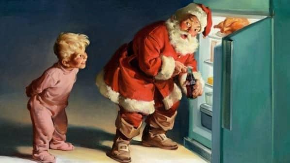 Haddon Sundblom: il padre di Babbo Natale