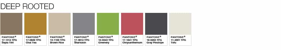 1481216108-3346-he-Year-2017-Color-Palette-9 GREENERY: Il colore pantone 2017