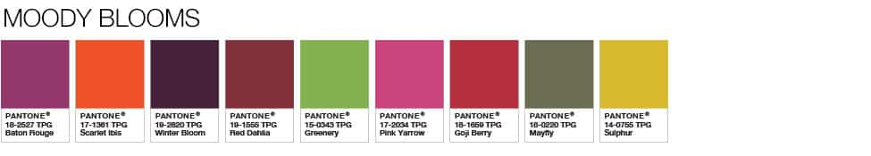 1481216110-3112-he-Year-2017-Color-Palette-8 GREENERY: Il colore pantone 2017