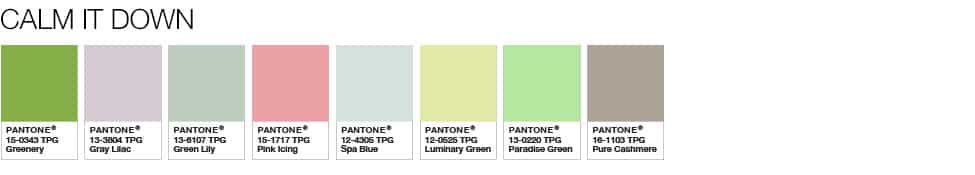 1481216111-9980-e-Year-2017-Color-Palette-10 GREENERY: Il colore pantone 2017