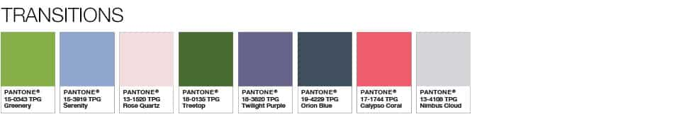 1481216113-2347-he-Year-2017-Color-Palette-1 GREENERY: Il colore pantone 2017