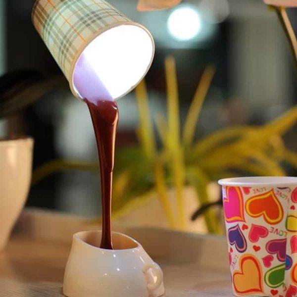 coffee-lamp