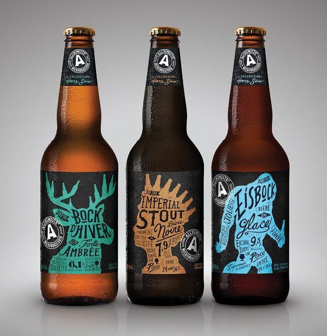 Conosciuto San Patrizio: 13 Etichette di birra in un Venerdì 17  YE58