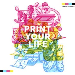 #printyourlife  by saxoprint