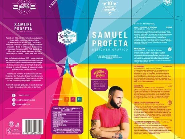 samuel-profeta-2-600x450 Il curriculum del Creativo: 10 esempi da cui trarre ispirazione