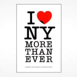 I love NY. More than ever