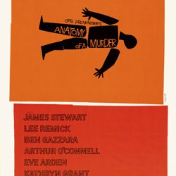 Anatomy of a murder, 1959