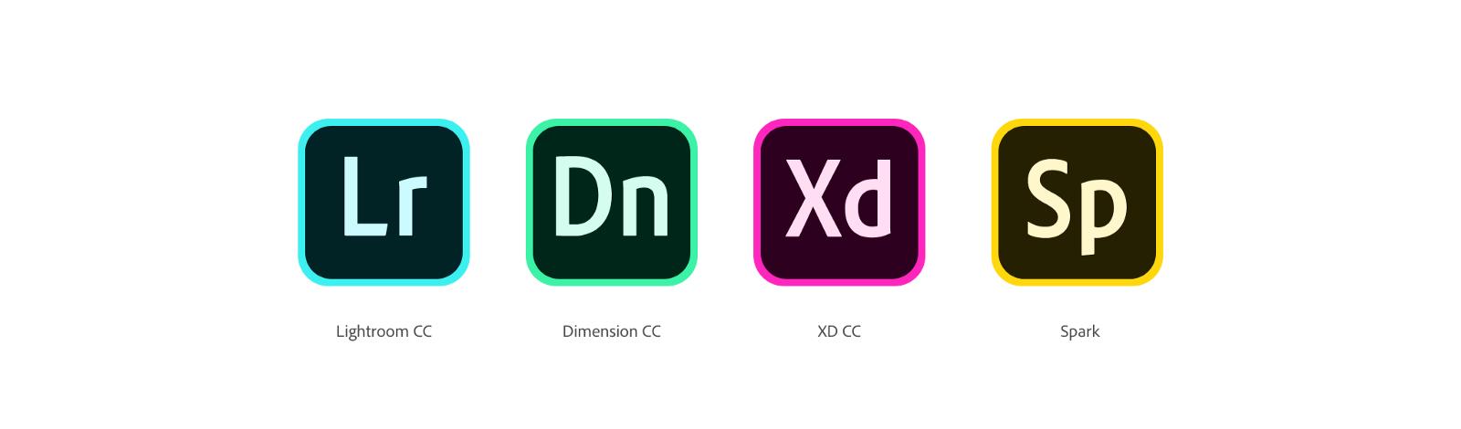 """Adobe-11 Evoluzione e restyling dell'Adobe """"Brand System"""""""