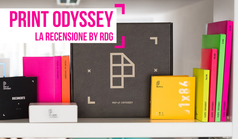 Recensione Print Odyssey: know what you do!