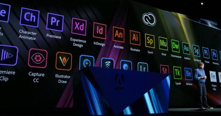 """Evoluzione e restyling dell'Adobe """"Brand System"""""""