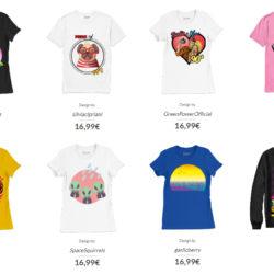 collection-250x250 Hanno chiamato gli anni novanta e vogliono stare sulla tua maglietta Teeser x Fruit of the Loom