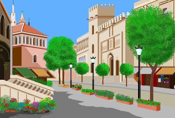 1521628265-2411-grand-mere-microsoft-paint-4-600x406 Nonnina spagnola di 87 anni conquista Instagram con le sue opere grafiche in Paint
