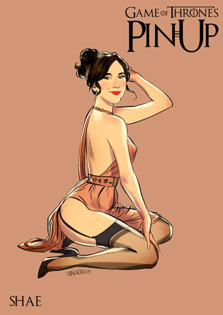 1521756007-8013-game-of-thrones-pin-up-7-724x1024 Le ragazze di Game of Thrones trasformate in Pin Ups