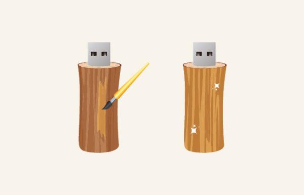 finitura-1-600x385 WooKey USB - Tra natura e tecnologia