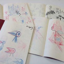 Sketch personaggi