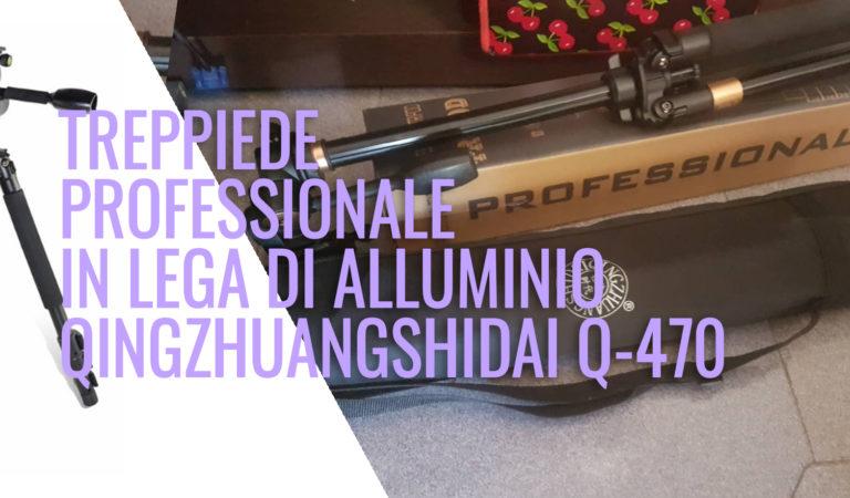 Treppiede professionale q-470