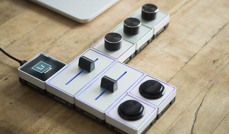 Palette Gear: il controller modulare per il photo-editing