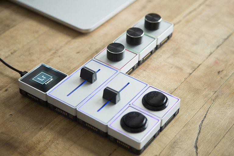 Palette Gear: il controller modulare per il photo-editing