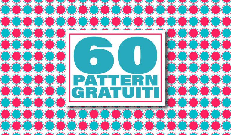 60 Pattern gratuiti