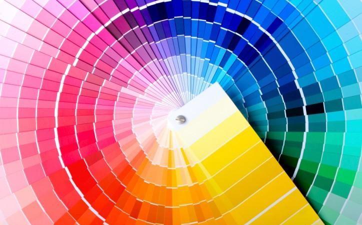 Psicologia dei colori: primi passi