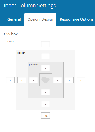 4 Overlapping elements between rows with WP Bakery (Visual Composer)