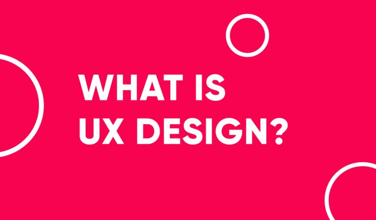 Si ma, cosa fa uno UX / UI Designer?