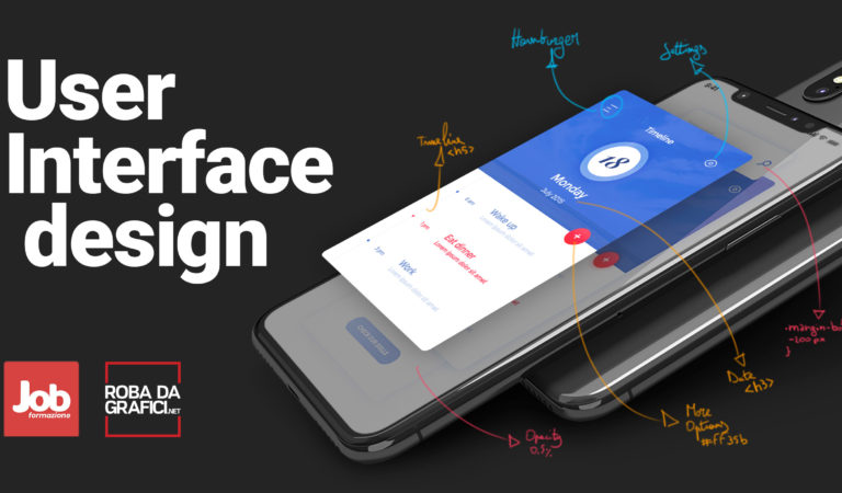 Corso di UI User Interface design – web design con Simone Checchia