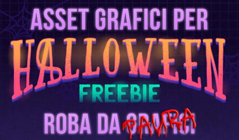 asset grafici per halloween 2018