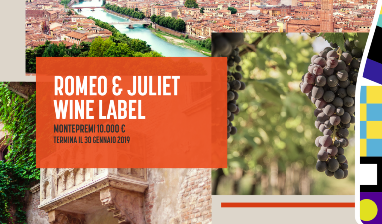 ROMEO & JULIET – 10000 euro per un'etichetta speciale