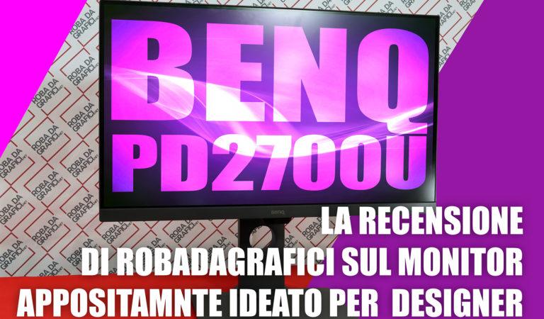 BenQ DesignVue: il monitor pensato per i creativi… e non solo!
