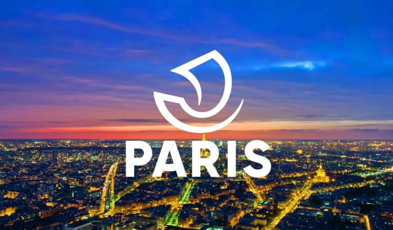 Il nuovo logo di Parigi